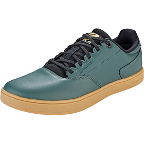 adidas Five Ten 5.10 District Flats Zapatillas Hombre, legend ivy/legend ivy/goldmt